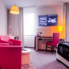 Hotel Alize Mouscron 4* Номер Делюкс с различными типами кроватей фото 2