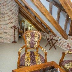Hotel Villa Duomo 4* Апартаменты с разными типами кроватей фото 8