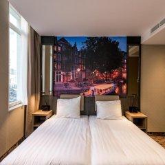 Отель Inner Amsterdam 2* Стандартный номер с 2 отдельными кроватями фото 2