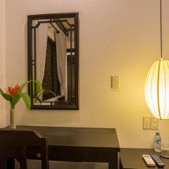 Отель Hoi An Coco River Resort & Spa 4* Номер Делюкс с различными типами кроватей фото 3