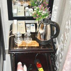 Nguyen Khang Hotel 2* Улучшенный номер с различными типами кроватей фото 7