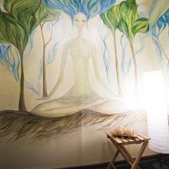 Art Hostel Contrast Номер категории Эконом с 2 отдельными кроватями (общая ванная комната) фото 4