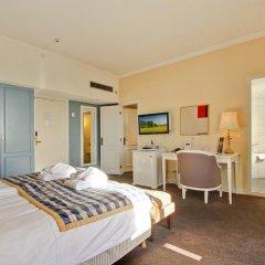 Отель Copenhagen Plaza 4* Стандартный номер с различными типами кроватей фото 3