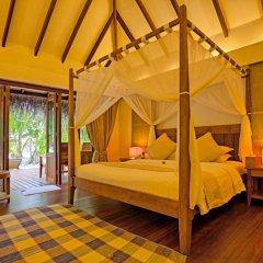 Отель Medhufushi Island Resort 4* Вилла с различными типами кроватей