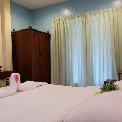 Отель Deeden Pattaya Resort 3* Номер категории Эконом с различными типами кроватей фото 7