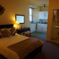 Отель Moresby Hall комната для гостей фото 2