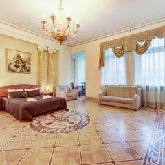 Hotel 5 Sezonov 3* Студия Делюкс с различными типами кроватей фото 23