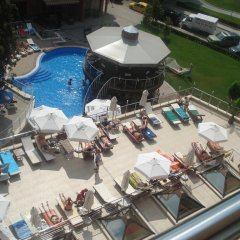 Отель Panorama Beach Studio Болгария, Несебр - отзывы, цены и фото номеров - забронировать отель Panorama Beach Studio онлайн бассейн фото 2