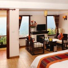 Sapa Elite Hotel 3* Стандартный номер с различными типами кроватей фото 11