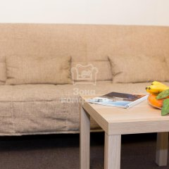 Гостиница Зона Комфорта Улучшенная студия с различными типами кроватей фото 14