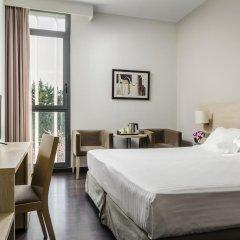 Отель Exe Barcelona Gate 3* Стандартный номер с различными типами кроватей фото 2
