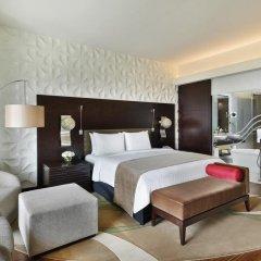 Marriott Hotel Al Forsan, Abu Dhabi 5* Улучшенный номер с различными типами кроватей фото 5