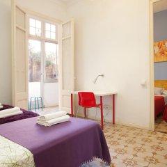 Отель Allapartments Sagrada Familia Барселона комната для гостей