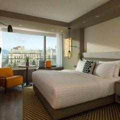 Budapest Marriott Hotel 5* Люкс с различными типами кроватей фото 7