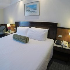 Boulevard Hotel Bangkok 4* Стандартный номер с разными типами кроватей фото 8