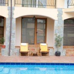 Отель Casa Del Mar Болгария, Солнечный берег - отзывы, цены и фото номеров - забронировать отель Casa Del Mar онлайн бассейн фото 3