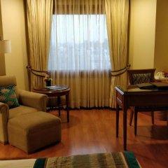 Отель Jaypee Vasant Continental удобства в номере