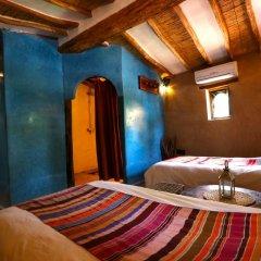 Отель Ecolodge Bab El Oued Maroc Oasis Стандартный номер с различными типами кроватей фото 3
