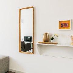 Отель Oportonow-bolhão 3* Улучшенные апартаменты с различными типами кроватей фото 8
