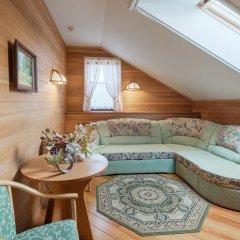 Гостиница Кремлевский 4* Улучшенный люкс с различными типами кроватей фото 3