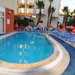 Han Palace Hotel Турция, Мармарис - отзывы, цены и фото номеров - забронировать отель Han Palace Hotel онлайн бассейн