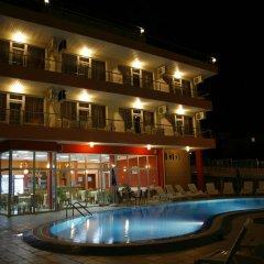 Iris Hotel - Все включено бассейн