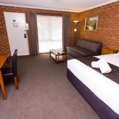 Отель Advance Motel 3* Представительский люкс с различными типами кроватей фото 4