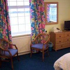 Отель The Old Ferry Inn комната для гостей фото 4
