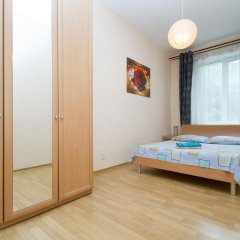 Апартаменты Luxrent apartments на Льва Толстого комната для гостей фото 7