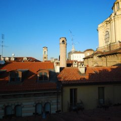 Отель Torino Sweet Home Palazzo di Città балкон