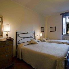 Отель Albergo Villa Cristina 3* Стандартный номер фото 2