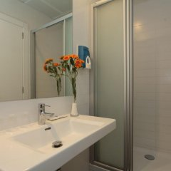 Отель Hostal Benidorm Стандартный номер с различными типами кроватей фото 5