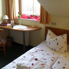 Отель Landhotel Dresden 3* Стандартный номер с различными типами кроватей фото 2