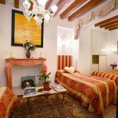Hotel San Luca Venezia 3* Улучшенные апартаменты с различными типами кроватей фото 4