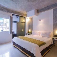 The Front Hotel and Apartment 3* Стандартный номер с двуспальной кроватью фото 2