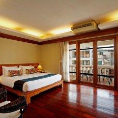 Отель Baan Laimai Beach Resort 4* Номер Делюкс разные типы кроватей фото 47