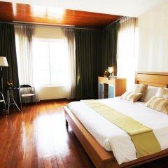 Отель Pattana Golf Club & Resort 4* Стандартный номер с различными типами кроватей фото 3