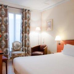 Отель Hôtel Eden Montmartre 3* Улучшенный номер с двуспальной кроватью фото 4