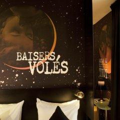 Hotel Montmartre Mon Amour 4* Стандартный номер с различными типами кроватей фото 4