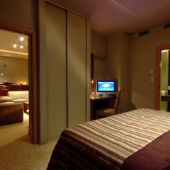 Hotel HP Park Plaza Wroclaw 4* Апартаменты с различными типами кроватей фото 5