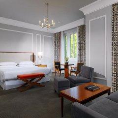 Отель Sheraton Diana Majestic, Milan 4* Полулюкс с разными типами кроватей