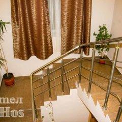Хостел Hothos Кровать в мужском общем номере с двухъярусной кроватью фото 11