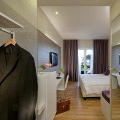 Отель Isola Sacra Rome Airport 4* Стандартный номер с двуспальной кроватью