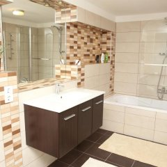 Отель Downtown Luxury 2. ванная