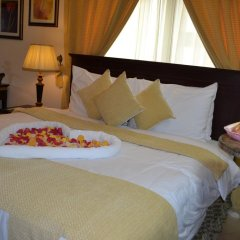 Отель Al Hayat Hotel Apartments ОАЭ, Шарджа - отзывы, цены и фото номеров - забронировать отель Al Hayat Hotel Apartments онлайн комната для гостей фото 13