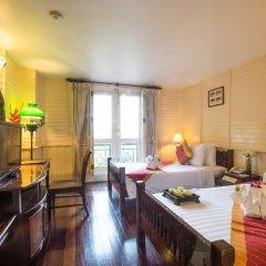 Отель Buddy Lodge 4* Улучшенный номер