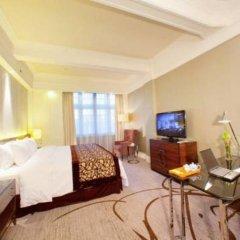 Отель Jin Jiang Hotel Shanghai Китай, Шанхай - отзывы, цены и фото номеров - забронировать отель Jin Jiang Hotel Shanghai онлайн комната для гостей фото 4