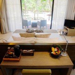 Отель Twin Lotus Koh Lanta 4* Вилла с различными типами кроватей фото 8