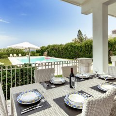 Отель Seafront Villas Италия, Сиракуза - отзывы, цены и фото номеров - забронировать отель Seafront Villas онлайн балкон