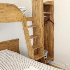 Birka Hostel Стандартный номер с различными типами кроватей фото 32